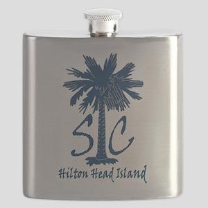 Hilton Head Island Flask