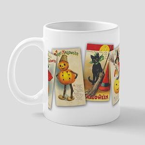 TLK020 Halloween Borders Mug