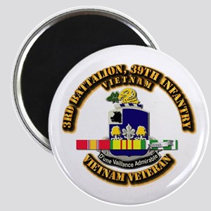 36th Infantry - 9th Infantry ID Magnet