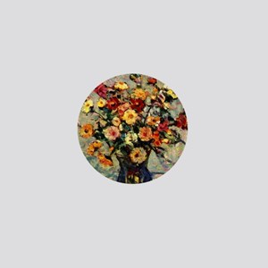 Prendergast - Still Life with Flowers Mini Button