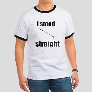 i stood arrow straight T-Shirt