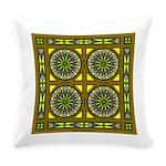 Eternal Flower Wheels 04 Everyday Pillow