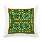Eternal Flower Wheels 10 Everyday Pillow