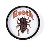 Roach Wall Clock