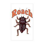 Roach Rectangle Sticker