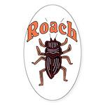 Roach Oval Sticker