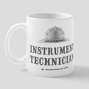 Instrument Technician Mug