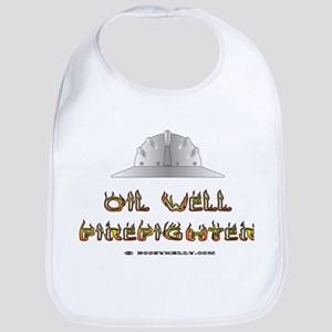 Oil Well Firefighter Bib