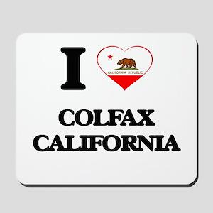 I love Colfax California Mousepad