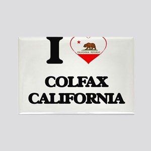 I love Colfax California Magnets
