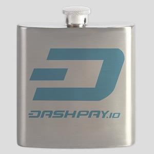 DASH (Darkcoin rebranded) Flask