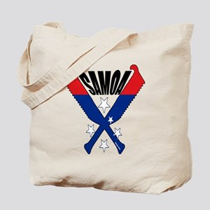 Samoa Knife Tote Bag