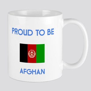 Proud to be Afghan Mugs