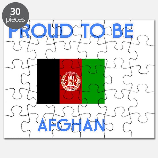 Proud to be Afghan Puzzle