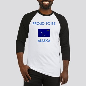 Proud to be Alaska Baseball Jersey