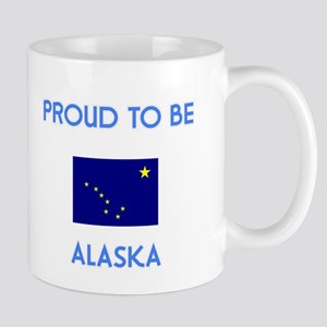 Proud to be Alaska Mugs