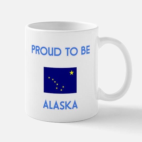 Proud to be Alaska Mugs