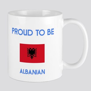 Proud to be Albanian Mugs