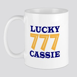 Lucky Cassie Mug
