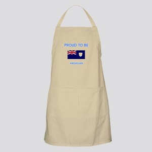 Proud to be Anguillian Light Apron