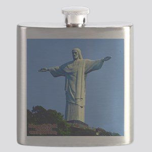 Discover the World: Christ the Redeemer Flask