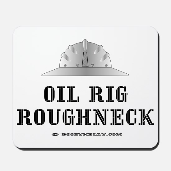 Roughneck Mousepad