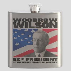 28 Wilson Flask