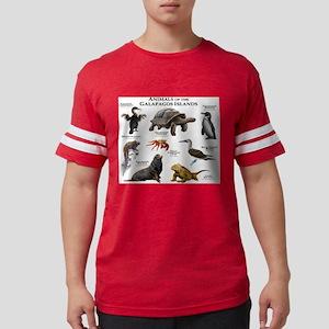 Animals of the Galapagos Islands T-Shirt