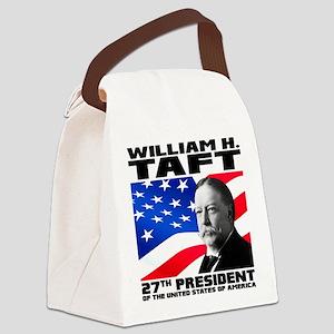 27 Taft Canvas Lunch Bag