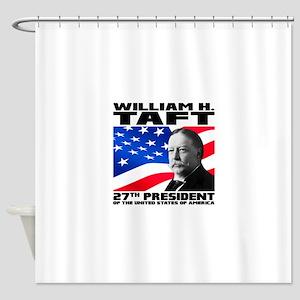 27 Taft Shower Curtain