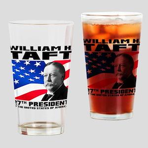 27 Taft Drinking Glass