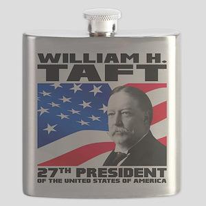 27 Taft Flask