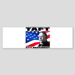 27 Taft Sticker (Bumper)