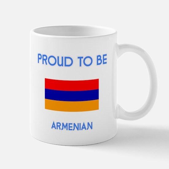 Proud to be Armenian Mugs