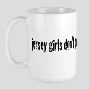 Jersey Girls Large Mug
