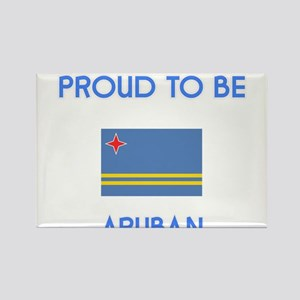 Proud to be Aruban Magnets