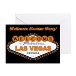 LV Halloween Costume Party! Cards (Pk of 10)