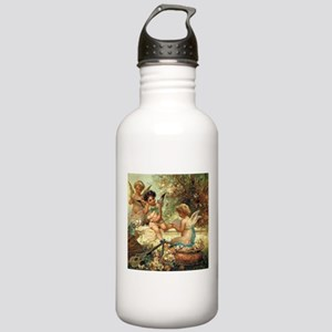 Victorian Angels by Za Stainless Water Bottle 1.0L