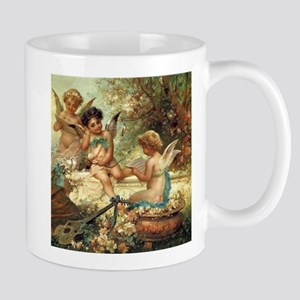 Victorian Angels by Zatzka Mugs