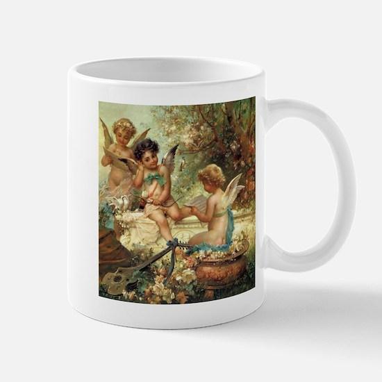 Victorian Angels by Zatzka Mugs