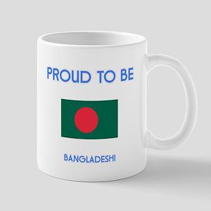 Proud to be Bangladeshi Mugs