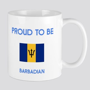 Proud to be Barbadian Mugs