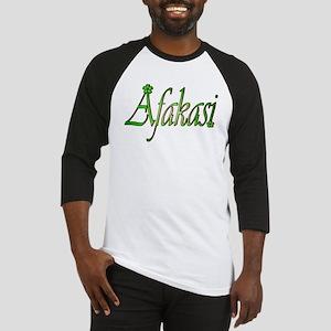 Afakasi Baseball Jersey