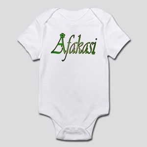 Afakasi Infant Bodysuit