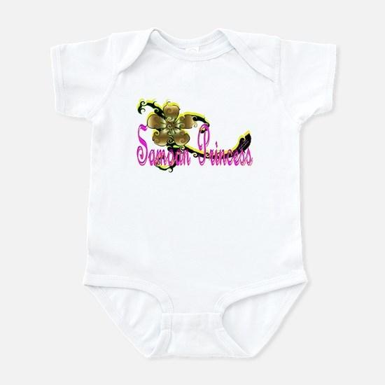 Samoan Princess Infant Bodysuit