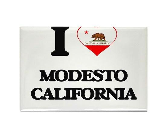 I love modesto california magnets
