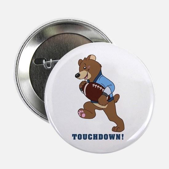 Football bear Button