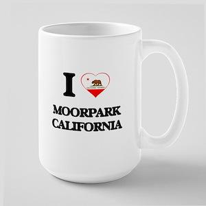 I love Moorpark California Mugs
