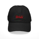 Bride Black Cap