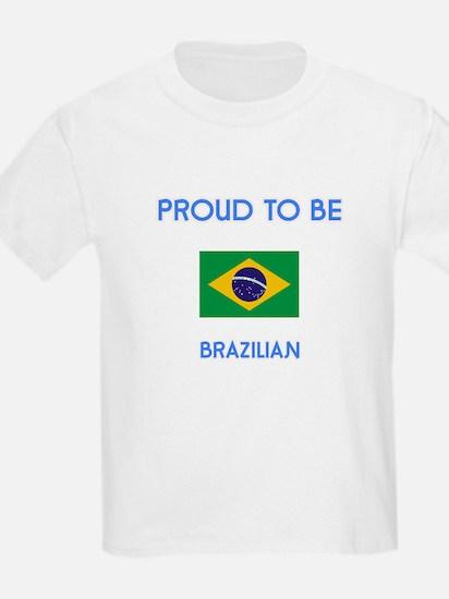 Proud to be Brazilian T-Shirt